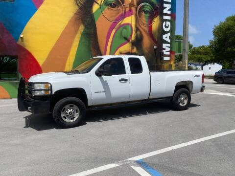 2013 Chevrolet Silverado 2500HD for sale at BIG BOY DIESELS in Ft Lauderdale FL