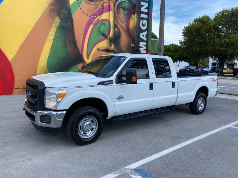 2011 Ford F-250 Super Duty for sale at BIG BOY DIESELS in Ft Lauderdale FL