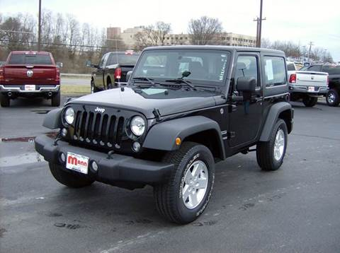 2018 Jeep Wrangler for sale in Maysville, KY