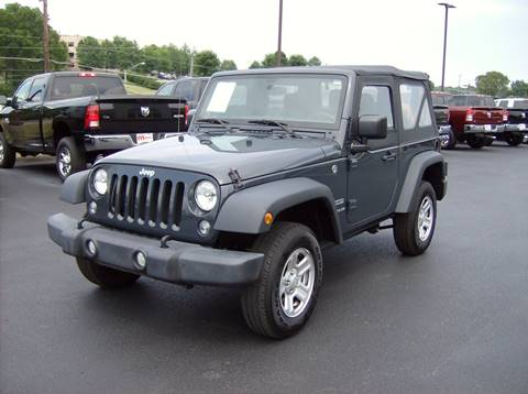 2017 Jeep Wrangler for sale in Maysville, KY