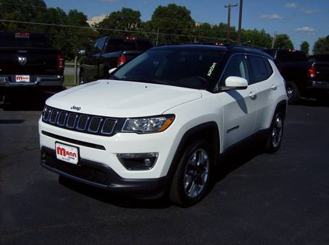 Mann Chrysler Maysville Ky >> 2019 Jeep Compass For Sale In Maysville Ky