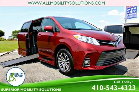 2020 Toyota Sienna for sale in Salisbury, MD