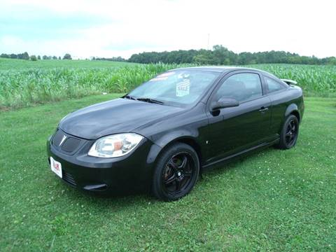 2009 Pontiac G5 for sale in Juda, WI