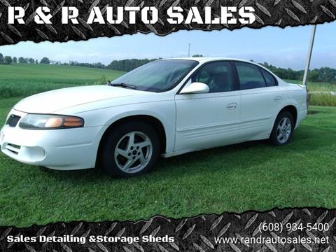 2003 Pontiac Bonneville for sale in Juda, WI