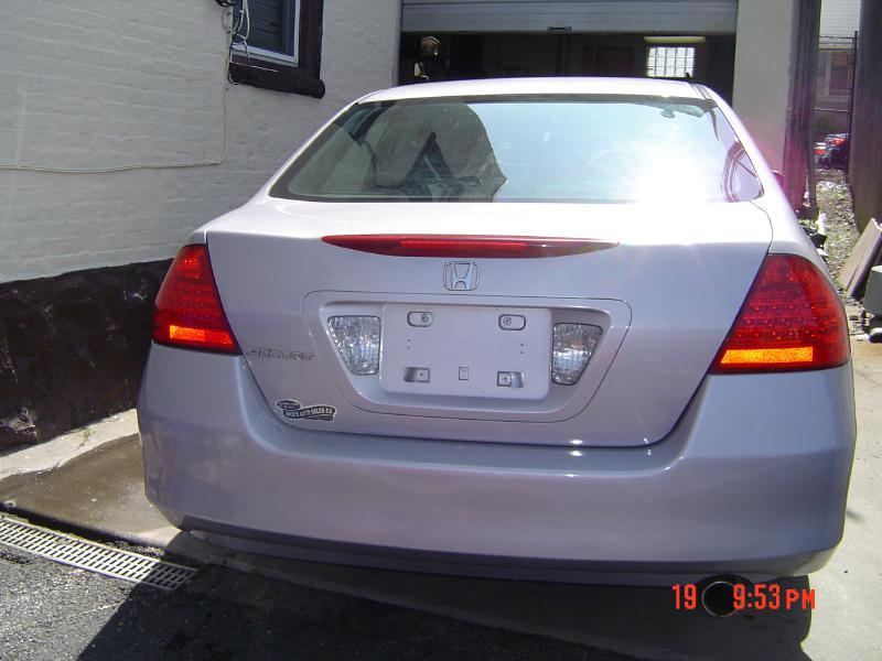 2007 Honda Accord for sale at Nicks Auto Sales Co in West New York NJ