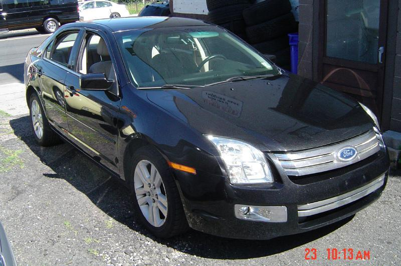 2009 Ford Fusion for sale at Nicks Auto Sales Co in West New York NJ
