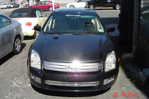 2009 Ford Fusion for sale in West New York, NJ