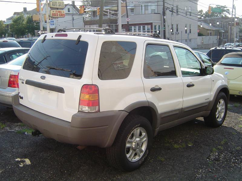 2002 Ford Escape for sale at Nicks Auto Sales Co in West New York NJ