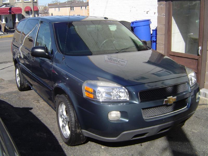 2007 Chevrolet Uplander for sale at Nicks Auto Sales Co in West New York NJ