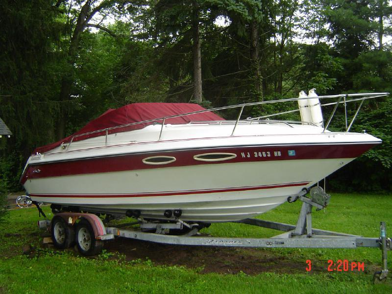 1989 Sea Ray 330 CUDDY CABIN for sale at Nicks Auto Sales Co in West New York NJ