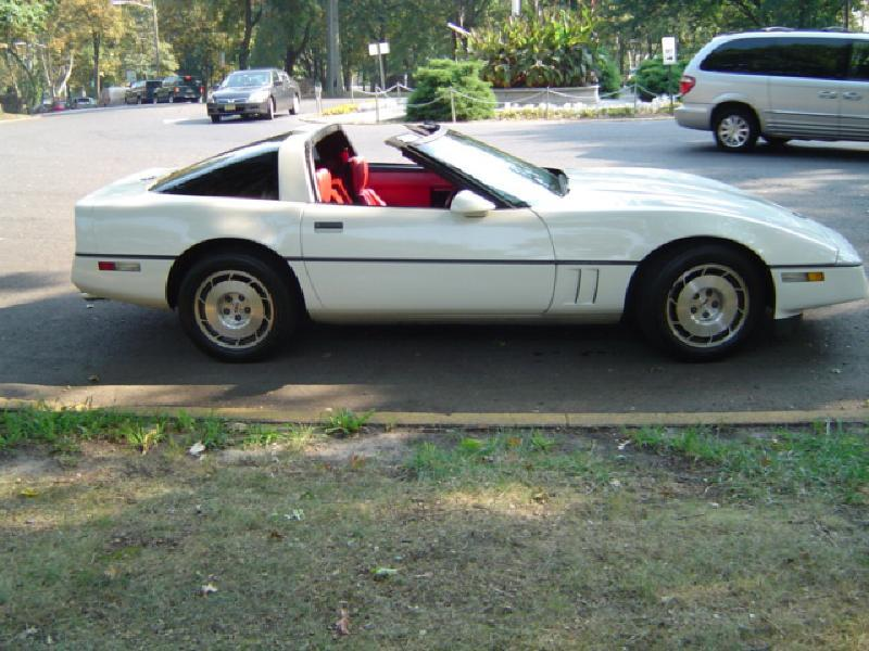 1986 Chevrolet Corvette for sale at Nicks Auto Sales Co in West New York NJ