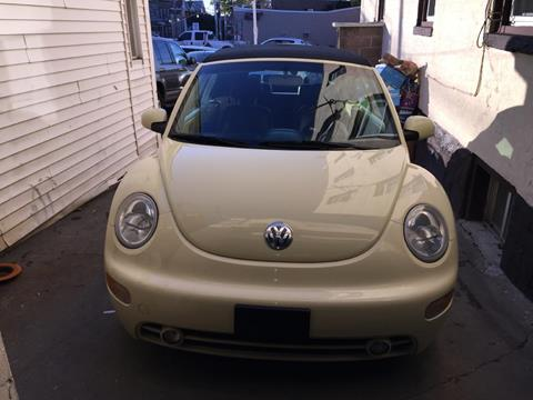 2003 Volkswagen New Beetle for sale at Nicks Auto Sales Co in West New York NJ