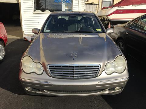 2004 Mercedes-Benz C-Class for sale at Nicks Auto Sales Co in West New York NJ