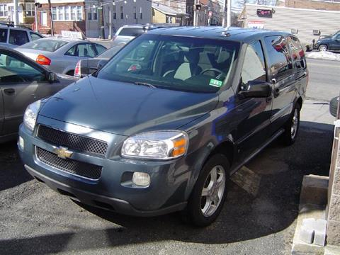 Chevrolet uplander for sale in neenah wi carsforsale 2007 chevrolet uplander for sale in west new york nj publicscrutiny Gallery