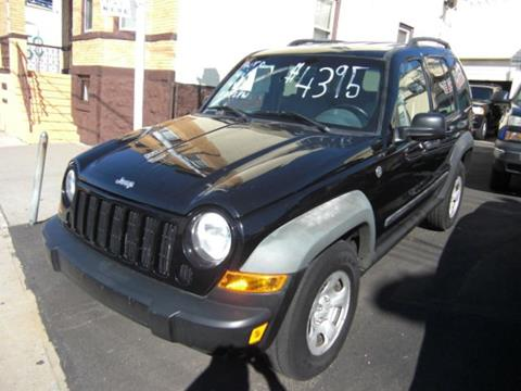 2007 Jeep Liberty for sale in West New York, NJ