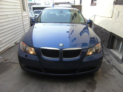 2007 BMW 3 Series for sale at Nicks Auto Sales Co in West New York NJ