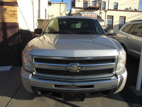 2009 Chevrolet Silverado 1500 for sale at Nicks Auto Sales Co in West New York NJ