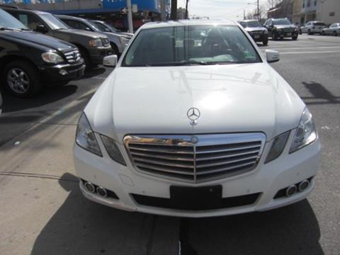 2010 Mercedes-Benz E-Class for sale at Nicks Auto Sales Co in West New York NJ