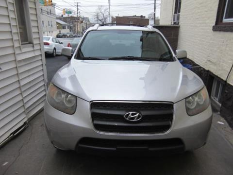 2008 Hyundai Tucson for sale at Nicks Auto Sales Co in West New York NJ