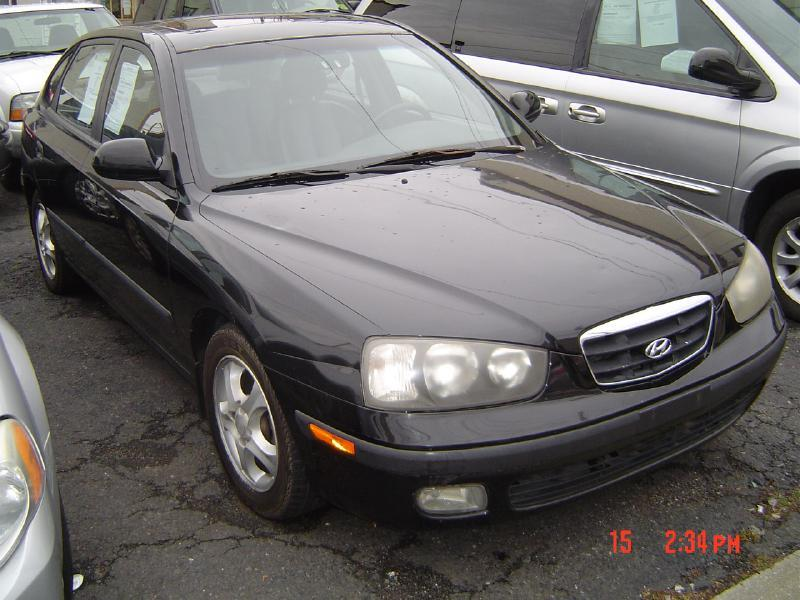 2003 Hyundai Elantra for sale at Nicks Auto Sales Co in West New York NJ