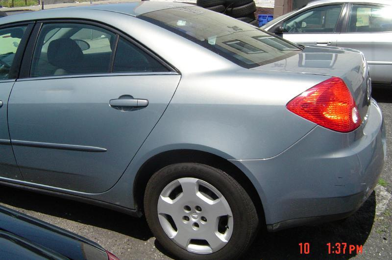 2008 Pontiac G6 for sale at Nicks Auto Sales Co in West New York NJ