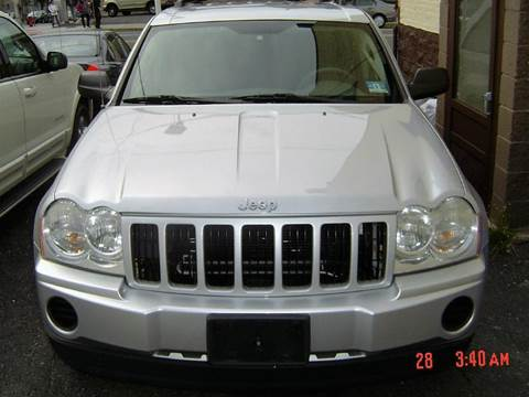 2005 Jeep Grand Cherokee for sale at Nicks Auto Sales Co in West New York NJ