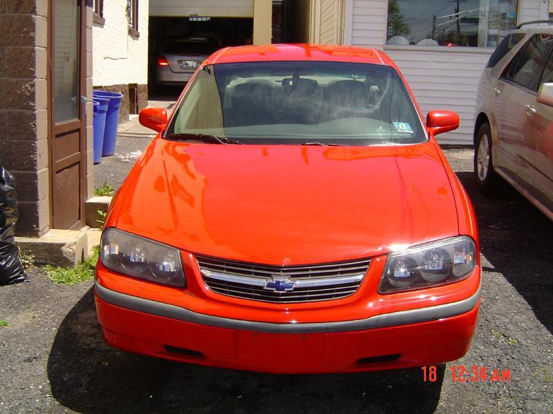 2003 Chevrolet Impala for sale at Nicks Auto Sales Co in West New York NJ