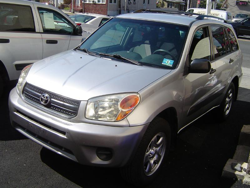 2004 Toyota RAV4 for sale at Nicks Auto Sales Co in West New York NJ