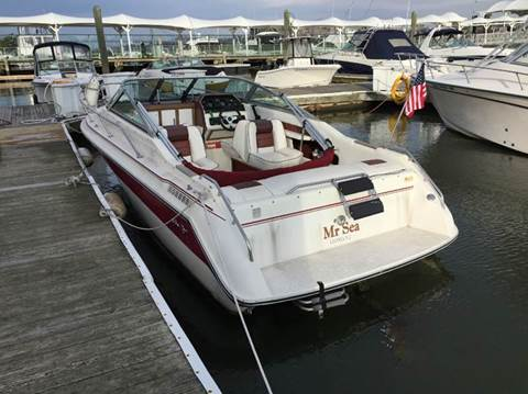 1989 Sea Ray 230 CUDDY CABIN for sale at Nicks Auto Sales Co in West New York NJ