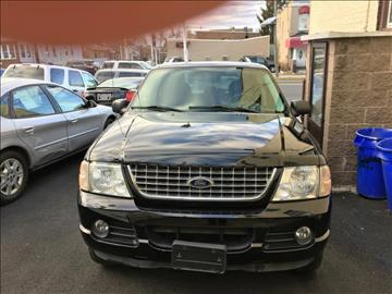 2004 Ford Explorer for sale at Nicks Auto Sales Co in West New York NJ