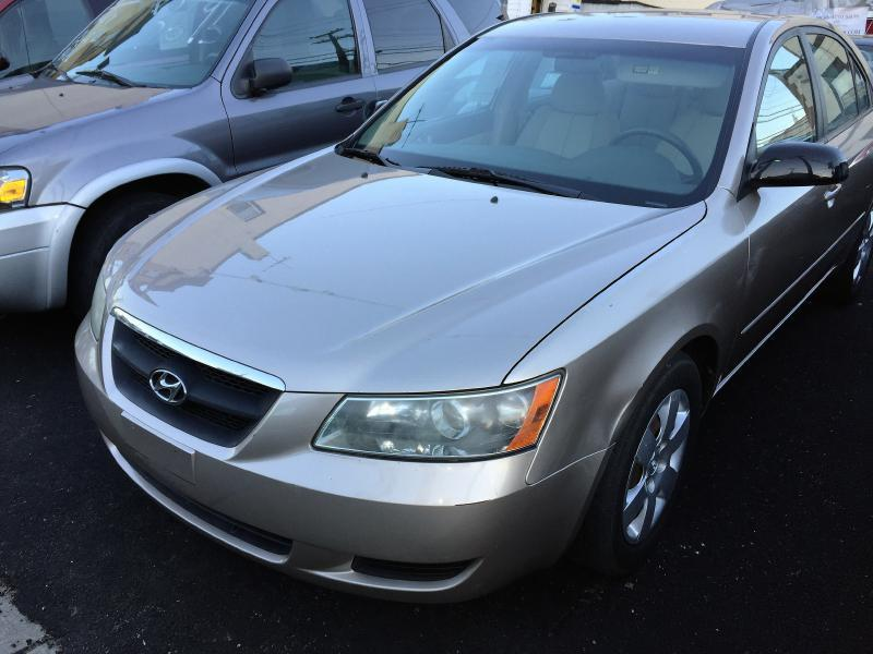 2008 Hyundai Sonata for sale at Nicks Auto Sales Co in West New York NJ