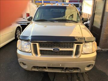 2001 Ford Explorer Sport Trac for sale at Nicks Auto Sales Co in West New York NJ