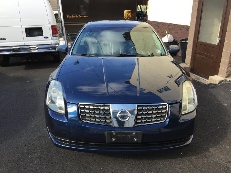 2005 Nissan Maxima for sale at Nicks Auto Sales Co in West New York NJ