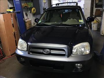 2005 Hyundai Santa Fe for sale at Nicks Auto Sales Co in West New York NJ