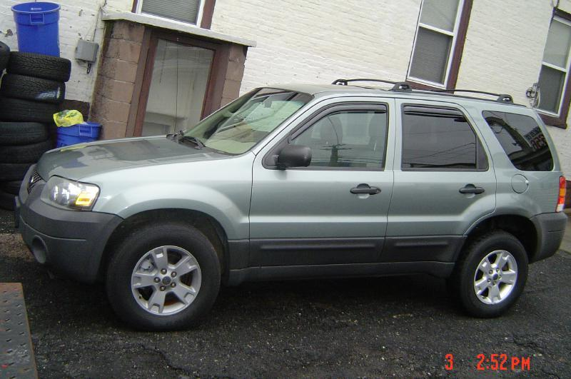 2005 Ford Escape for sale at Nicks Auto Sales Co in West New York NJ