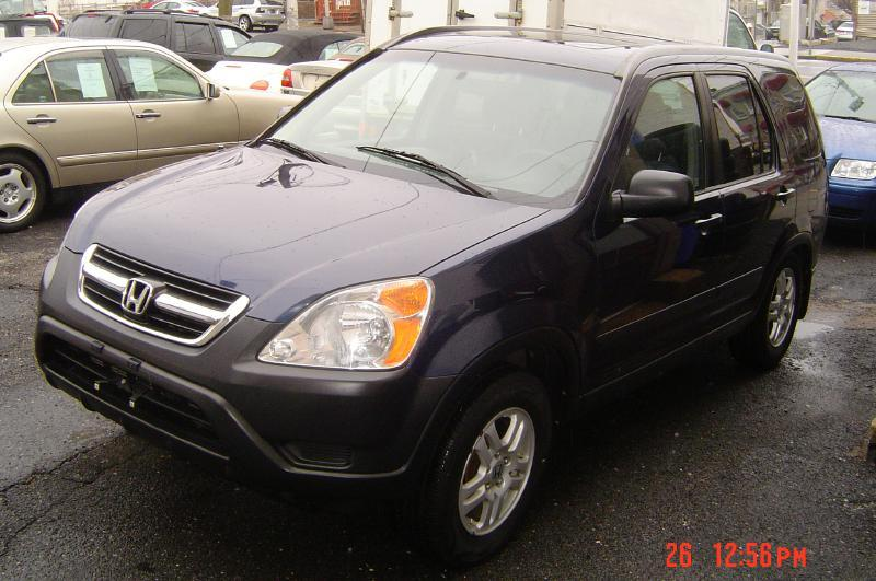 2003 Honda CR-V for sale at Nicks Auto Sales Co in West New York NJ