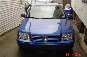 2001 Volkswagen Jetta for sale at Nicks Auto Sales Co in West New York NJ