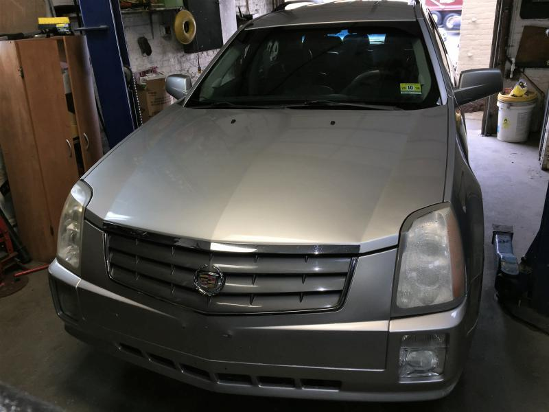 2004 Cadillac SRX for sale at Nicks Auto Sales Co in West New York NJ