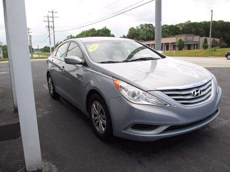 2011 hyundai sonata in greer sc gsp auto sales. Black Bedroom Furniture Sets. Home Design Ideas