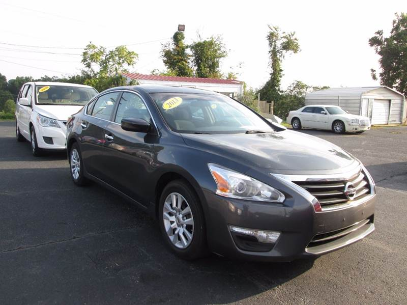 2013 nissan altima 2.5 s in greer sc - gsp auto sales