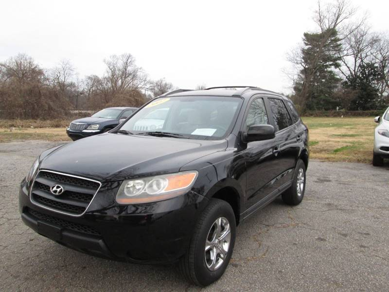2007 hyundai santa fe gls in greer sc gsp auto sales. Black Bedroom Furniture Sets. Home Design Ideas