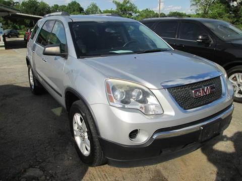2010 GMC Acadia for sale in Greer, SC