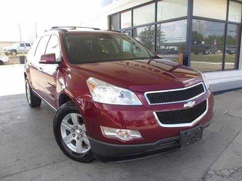 2009 Chevrolet Traverse for sale at Jays Kars in Bryan TX