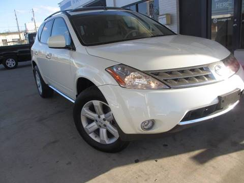 2007 Nissan Murano for sale in Bryan, TX