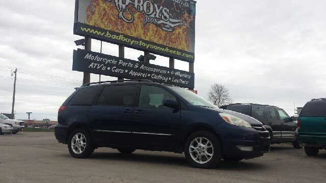 2005 Toyota Sienna XLE Limited 7 Passenger AWD 4dr Mini Van   Rapid City SD