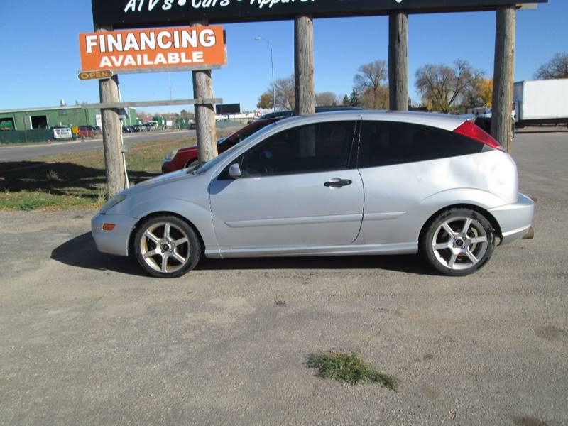 2004 Ford Focus Svt 2dr Hatchback In Rapid City Sd Bad Boys Toys