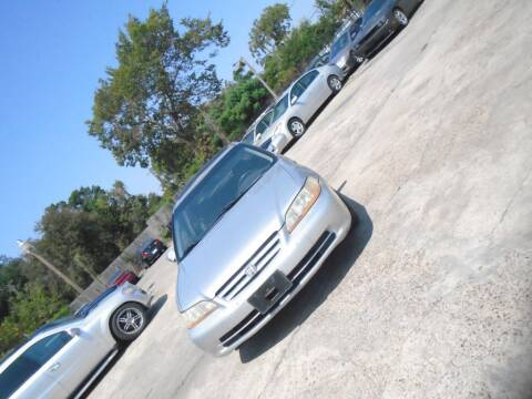 2002 Honda Accord for sale in Houston, TX