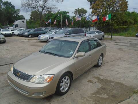 used 2000 toyota avalon for sale in texas carsforsale com used 2000 toyota avalon for sale in