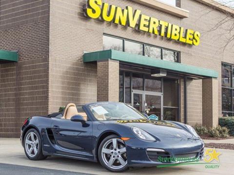 2014 Porsche Boxster for sale in Franklin, TN