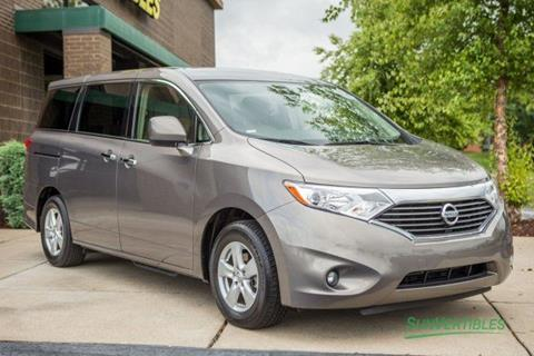 2014 Nissan Quest for sale in Franklin, TN